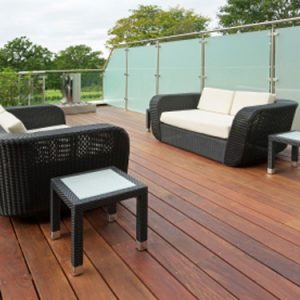 Ironbark Timber Decking